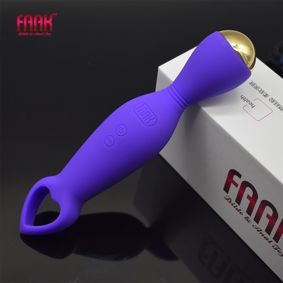 Double Ended Vibrator FAAK-G351
